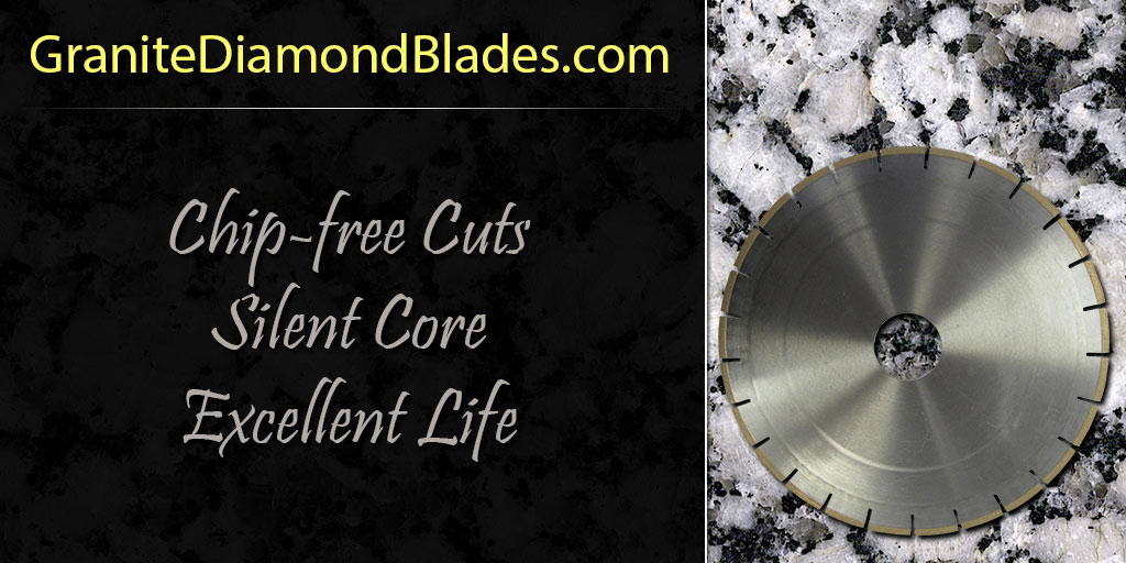 Diamond Marble Bridge Saw Blades