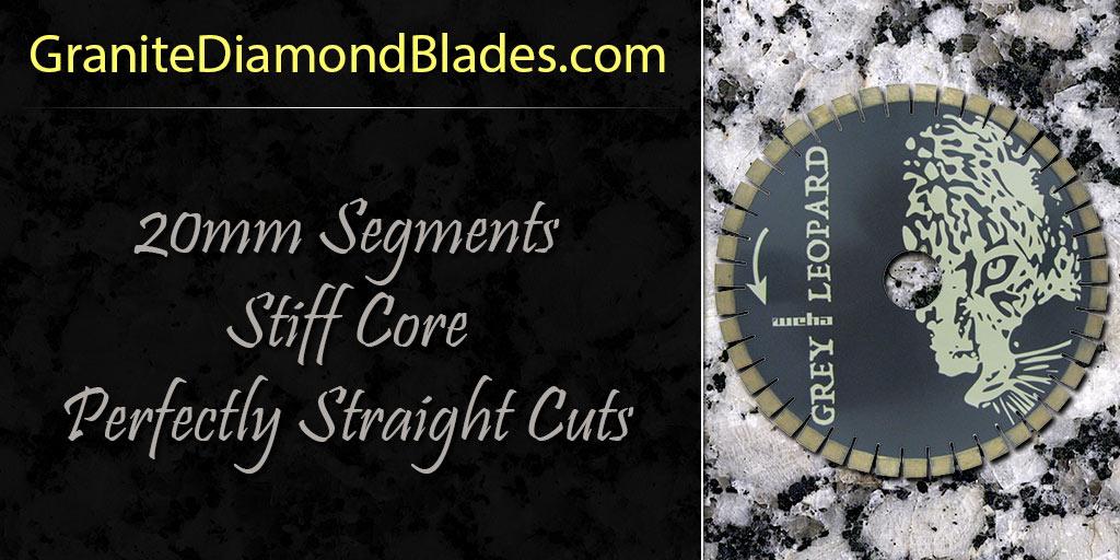 Split Segment Quartzite Blade