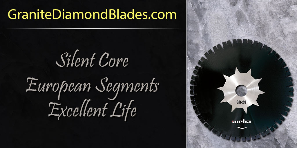 Split Segment Bridge Saw Blade
