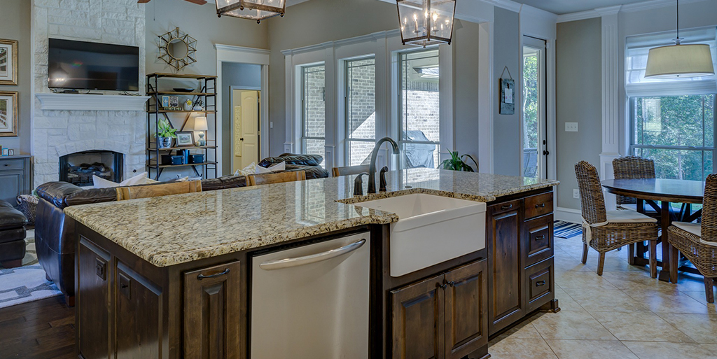 Can Granite Improve the Value of Homes