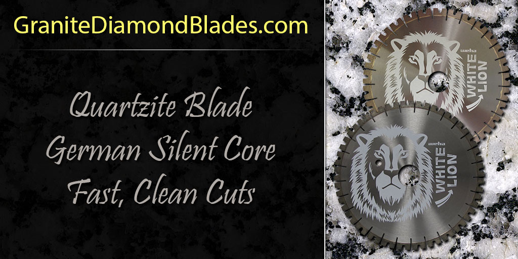 Quartzite Bridge Saw Blade