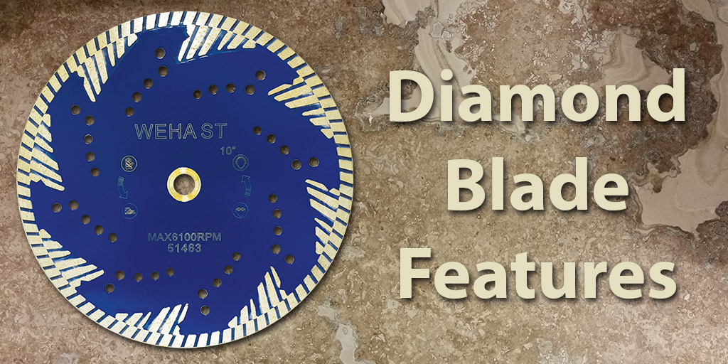Features of Diamond Blades and Benefits